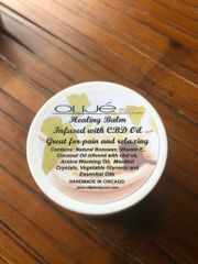 Healing Balm Infused with CDB Oil
