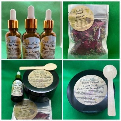 Herbal Detox Facial Kit