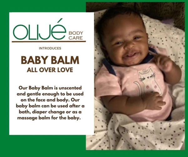 Baby Balm All Over Love