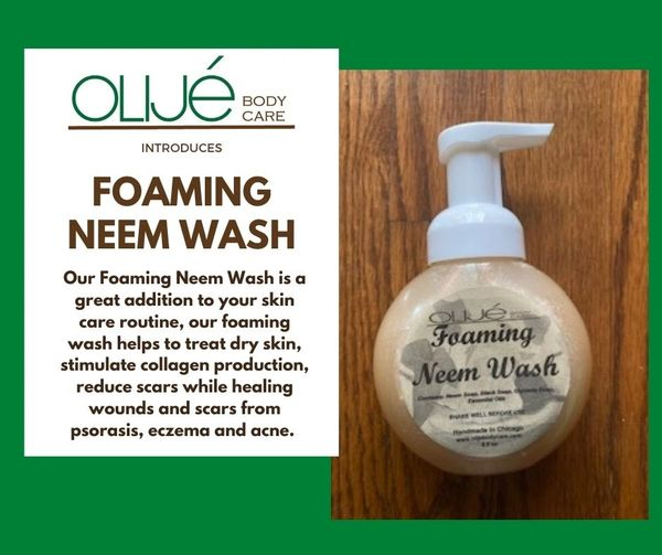 Foaming Neem Wash