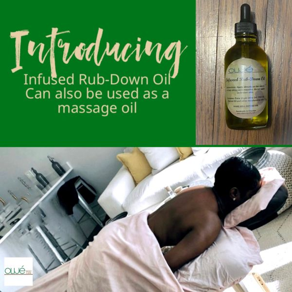 Infused Rub-Down Oil