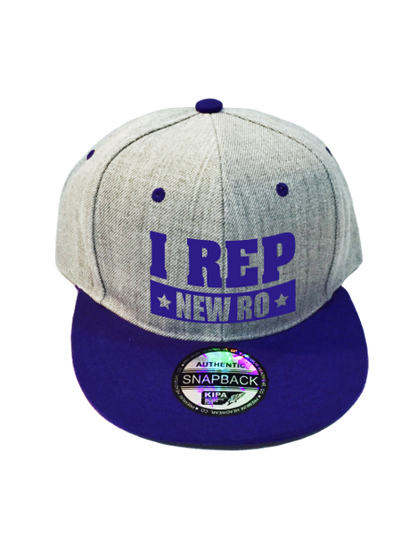 I REP NEW RO PURPLE