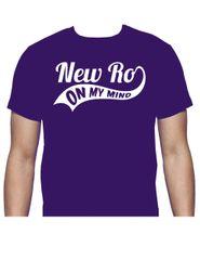 New Ro On My Mind
