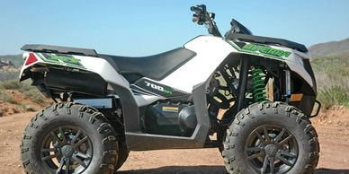ATVs for sale in West Yellowstone at Highmark Rentals