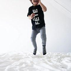 Black Fete T Shirt