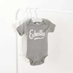 Exhausting Body Suit