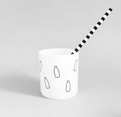 Baby Bottle Melamine Cup/Tumbler