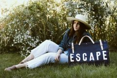 Escape Utility/Travel Bag - Navy Blue