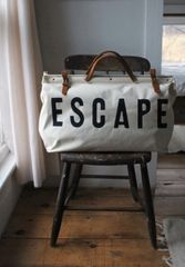 Escape Utility/Travel Bag - Natural