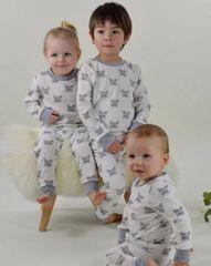 Little Woodlands Sleepy Fox Pajamas