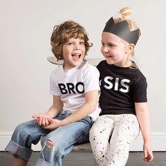 Bro/Sis Tee from Wild Boys & Girls