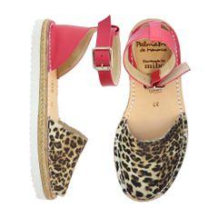 Leopard Pink Lowform