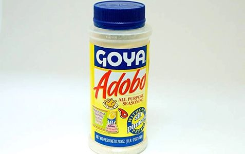 goya adobo seasoning without pepper, adobo seasoning