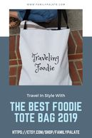 foodies, traveling foodies, gifts for foodies, etsy,