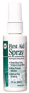 FIRST AID SPRAY, HART, 2OZ PUMP