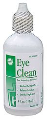 EYE CLEAN, HART, 4OZ W/SCREW TOP CAP