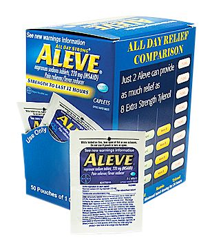 ALEVE CAPLETS, 50/1'S
