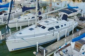 2007 Hunter 41 DS sailboat for sale