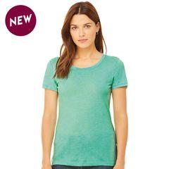 Bella + Canvas Womens Tri-Blend T-shirts