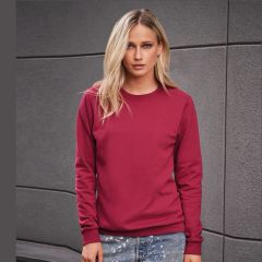Anvil Crew Neck Womens Fit Sweatshirts