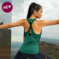 TriDri Yoga Knot Vests