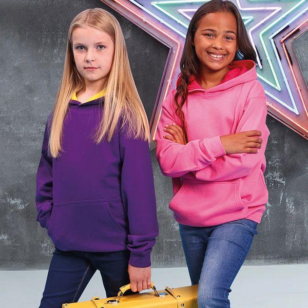 AWD Kids Varsity Pullover Hoodies