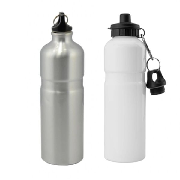 Aluminium Water Bottles 750ml