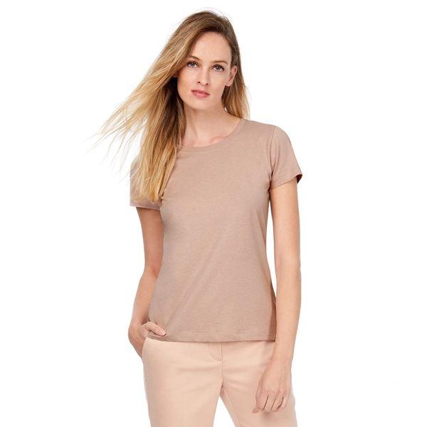 B&C Inspire Womens Organic T-shirts