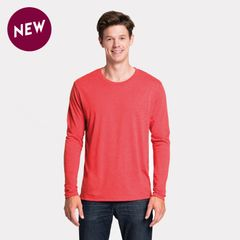 Next Level Tri-Blend Unisex Long Sleeve T-shirt