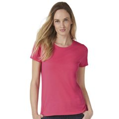 B&C #E150 Womens Short Sleeve T-shirt