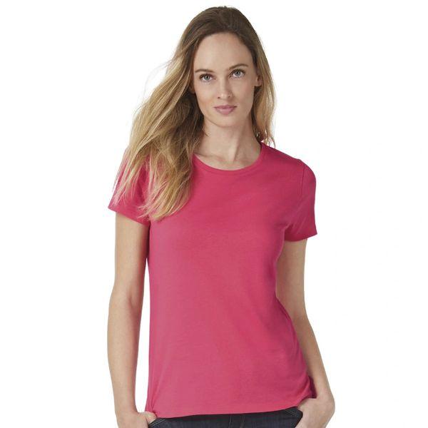 B&C #E150 Womens Short Sleeve T-shirt