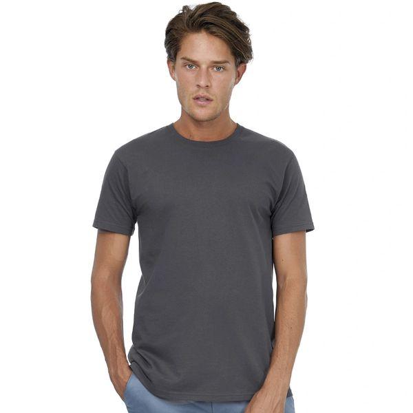 B&C #E190 Mens Short Sleeve T-shirt