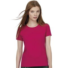 B&C #E190 Womens Short Sleeve T-shirt