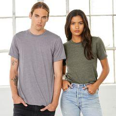 Bella + Canvas Unisex CVC Crew Neck T-shirts