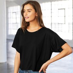Bella + Canvas Flowy Boxy T-shirt