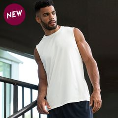 AWD Cool Smooth Mens Sports Vests