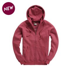 Cotton Ridge Premium Zip Hoodie