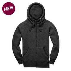 Cotton Ridge Ultra Premium Urban Zip Hoodie