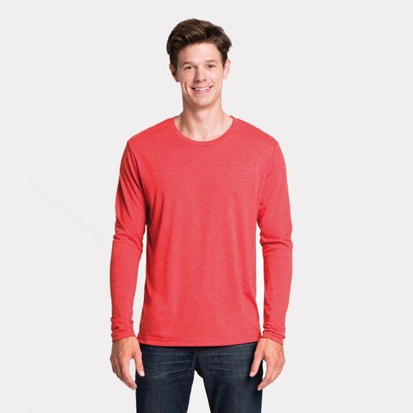 Next Level Tri-Blend Unisex Long Sleeve T-shirt
