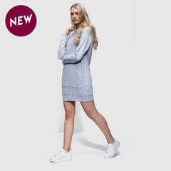 AWD Womens Hoodie Dress