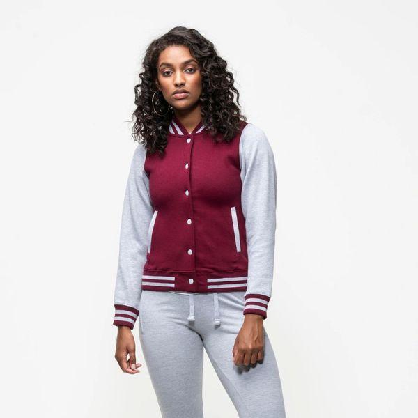 AWD Womens Varsity Jackets