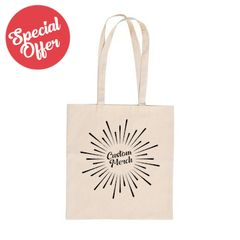 Tote Bag Special Offer