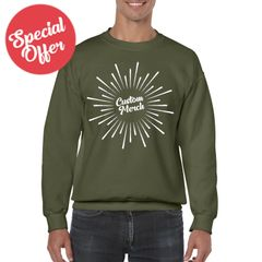 Gildan Heavy Sweaters Special Printing Deal