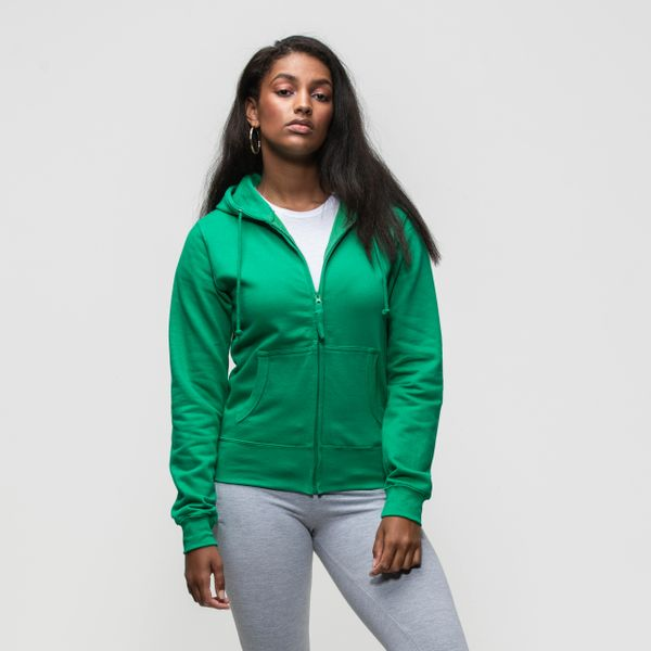 AWD Womens Zip Hoodies