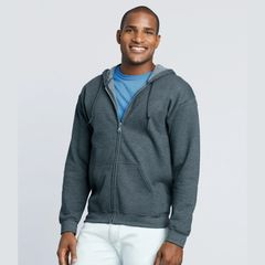 Gildan Heavy Blend Zip Hoodies