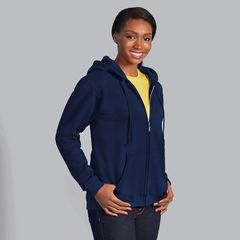 Gildan Heavy Blend Women's Zip Hoodies