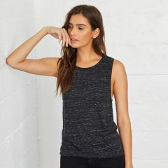 Bella + Canvas Flowy Scoop Muscle Tanks