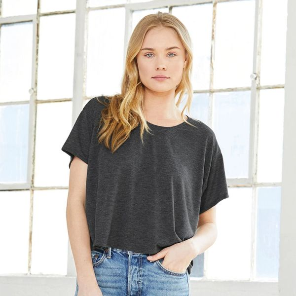 Bella + Canvas Boxy T-shirts
