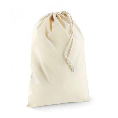 Westford Mill Drawstring Stuff Bags - Large
