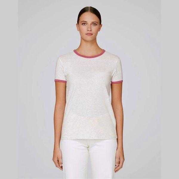 Stanley Stella Returns Womens Ringer T-shirt